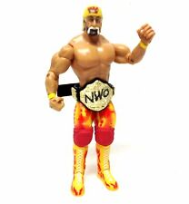 "WWE WWF TNA WRESTLING Classic Retro Hulk Hogan HULKMANIA 6"" figure 1 OF THE BEST"