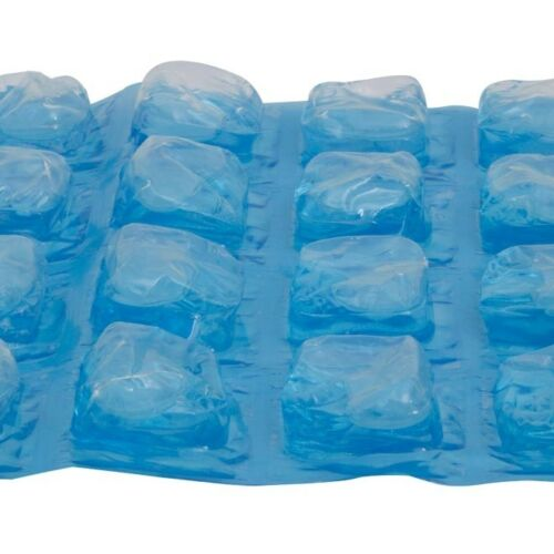 IGLOO Ice Sheet for Coolers /& Lunchboxes1 Sheet Ice Substitute44 Cubes