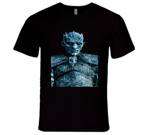GAME OF THRONES NIGHT/'S KING WHITE WALKERS TV T Shirt