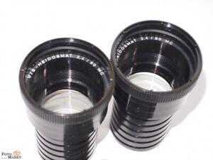 V-S-Heidosmat-2-4-90-Mc-Lens-2x-Rollei-Rolleivision-Twin-Projektionsobj
