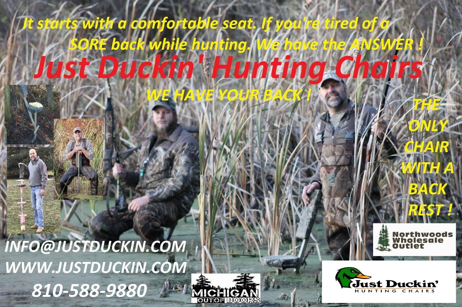 12  sólo duckin Marsh asiento silla caza de patos marismas Asiento Taburete De Caza De Patos