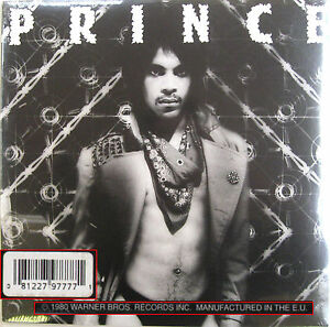 PRINCE-LP-Dirty-Mind-Re-issue-on-180-Gram-Vinyl-NEW-SEALED