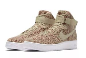 e37605bff Nike Air Force 1 UltraForce HI Men's Gold / Peach 880854-700 Men AF1 ...