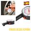Comprobador Medidor Presión Neumáticos Coche Moto Bicicleta