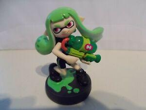 Nintendo-amiibo-ragazza [Lind Verde] (serie di splatoon), #k-77-5