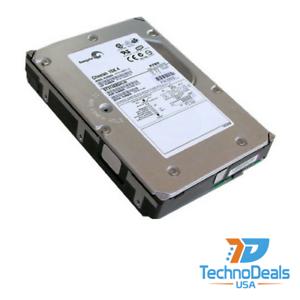 SEAGATE ST373455LC 72GB 15K U320 SCSI HARD DRIVE