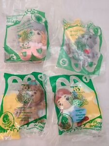 4-WIZARD-OF-OZ-75th-ANNIVERSARY-MCDONALDS-HAPPY-Meal-Toys-3-Sealed-1-Unsealded