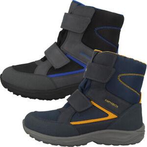 GEOX-J-Kuray-B-ABX-A-GS-Boots-Kinder-Schuhe-Winterstiefel-Stiefel-J94AHA0MEFUC