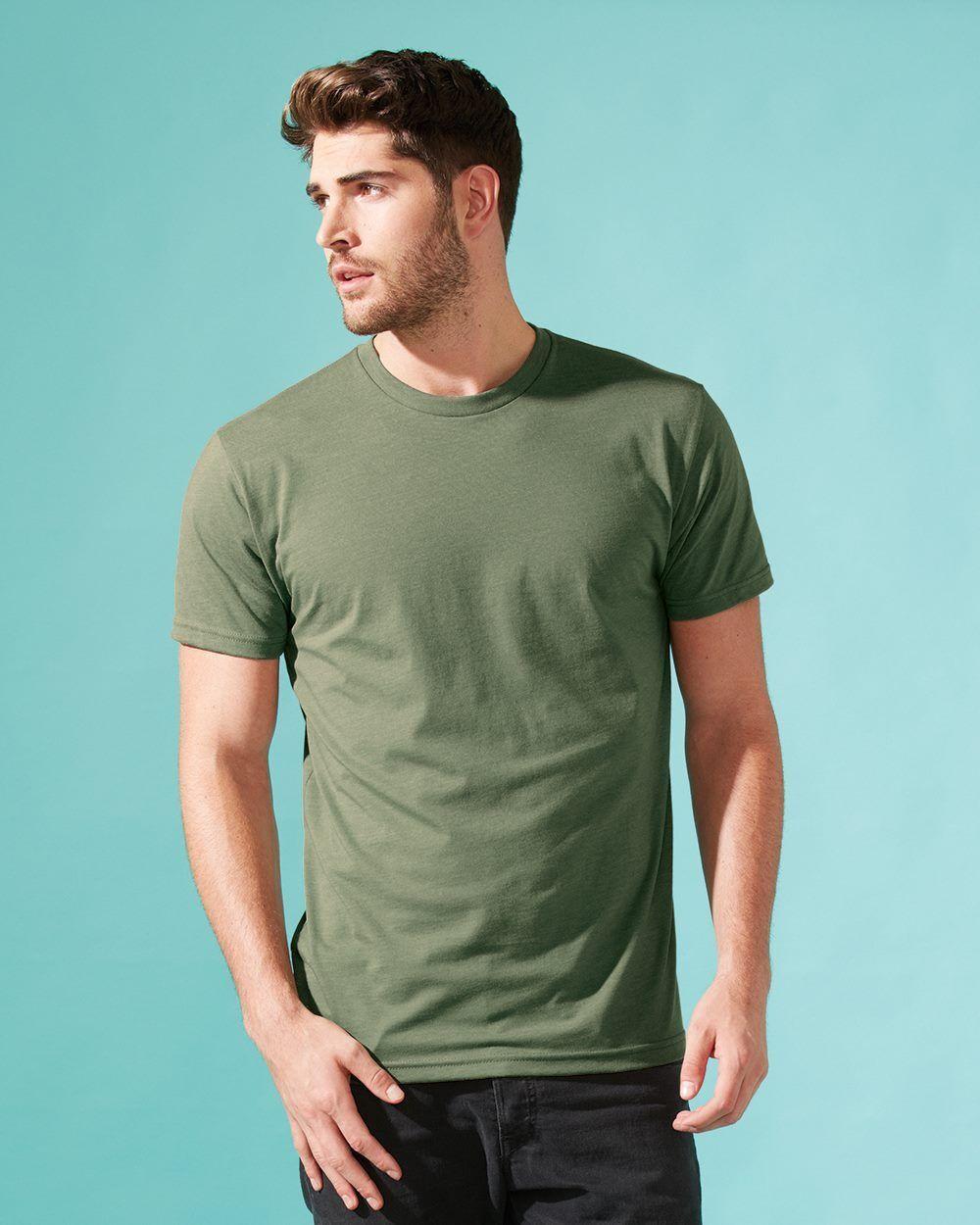 6 Next Level Premium CVC T-Shirt 6210 Wholesale Bulk Lot ok to mix XS-XL colors
