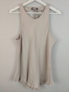 ASTR-The-Label-Womens-Ines-Tank-Top-Size-L-or-AU-14-US-10