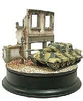 Jagdtiger Porsche Version 3 spzjgabt 653 Germany 1945 Tank 1 72 Model
