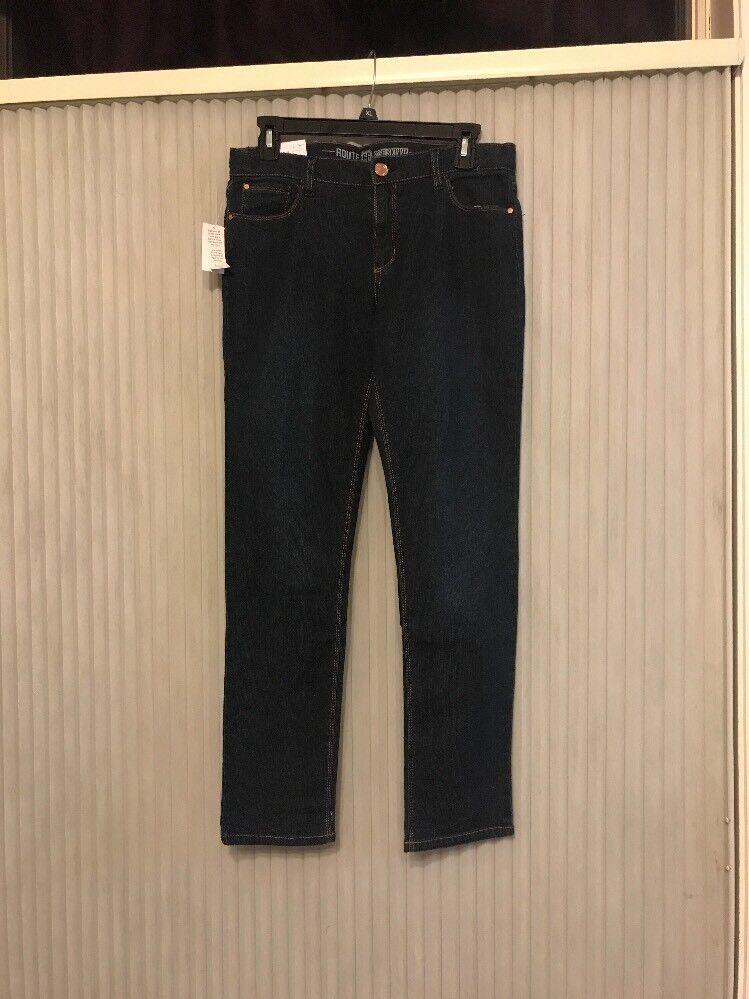 Vintage Girl Regular Route 66 RT66 Skinny jeans, Size 20 Ships N 24h