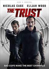 The Trust [DVD + Digital] DVD, Jerry Lewis, Sky Ferreira, Elijah Wood, Nicolas C
