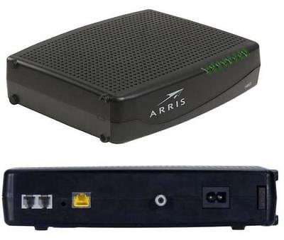 ARRIS TM1602A DOCSIS 3 FAST TELEPHONE MODEM (Optimum/Cablevision Approved  ONLY!) | eBay