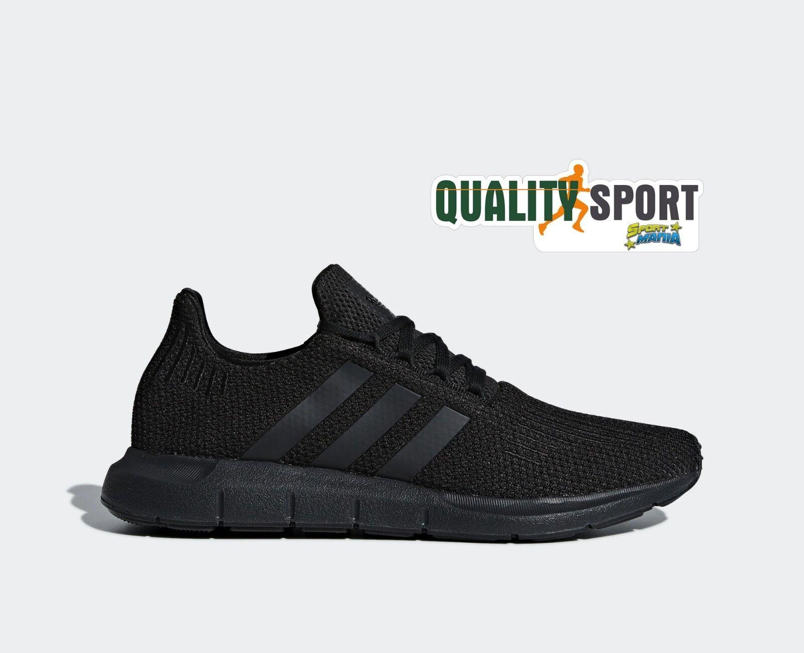 Adidas Swift Run negro zapatos zapatos hombres Sportive zapatillas AQ0863 2019