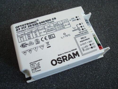 230V, LED Trafo Treiber Driver Module Osram Optotronic OT 25 W Konverter
