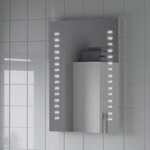 500-x-700mm-Modern-Bathroom-Mirror-LED-Illuminated-Battery-Power-Luxury-IP44