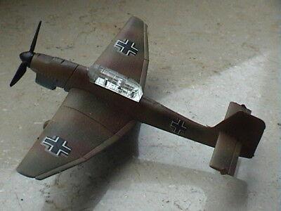 533nr. Wehrmacht Luftwaffe Aereo Junkers Ju 87 Stuka Camo-mostra Il Titolo Originale