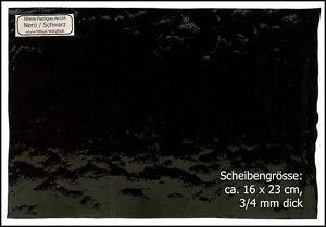 Effetre-Flachglas-AK104-165-x-250-mm-SCHWARZ-zum-Fusen-mit-Perlenglas