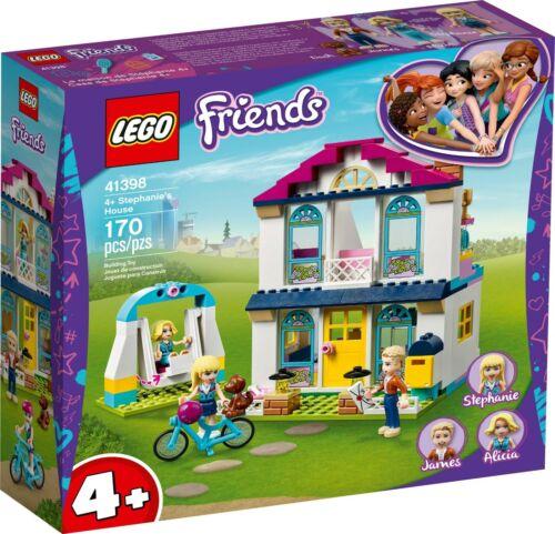Lego 41398 Friends Stephanie/'s House