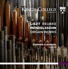 Liszt, Reubke, Mendelssohn: Organ Works Super Audio Hybrid CD (CD, May-2015, King's College Choir)