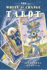 The-Wheel-of-Change-Tarot-Genetti-Alexandra-Good-Book