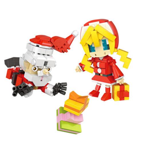 LOZ Building Block DIY Toy Doll  Model Santa Maria Sailing Ship Boys girls Gift