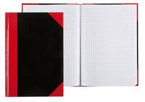 A6 A5 und A4 192 Seiten  Memo Idena Notizbuch Kladde schwarz liniert  A7