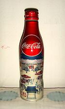 Coca Cola bottiglia alu 250ml Limited Edition Korean 2017