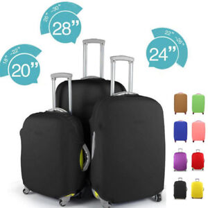 Hot-Elastic-Luggage-Suitcase-Dust-Cover-Protector-Anti-Scratch-Antiscratch-US