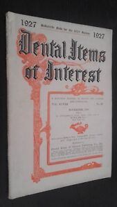 Revista-Dental-Items-de-Interes-N-14-Noviembre-1926-ABE