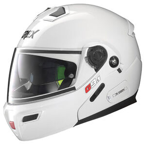 CASCO-MODULARE-GREX-G9-1-EVOLVE-KINETIC-N-COM-24-Metal-White-TAGLIA-L