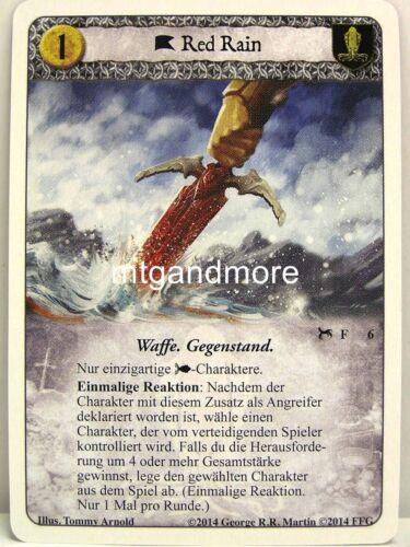 Geheimnisse und Pläne #001-#020 Karte aussuchen A Game of Thrones LCG