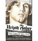 The Laws of the Ring by Tim Keown and Urijah Faber (2013, Paperback)