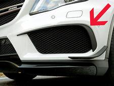 Mercedes AMG GLA45 X156 Aero Spoilers Flaps Set Gloss Black GLA200 GLA250 GLA45