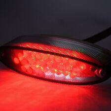 28 LED Motorcycle ATV Dirt Bike Brake Stop Running Tail Light Universal 12V Red