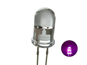 S425-10-pc-flacker-LED-5mm-ROSA-TRANSPARENTE-parpadeo-luz-control-DESTELLEANTE