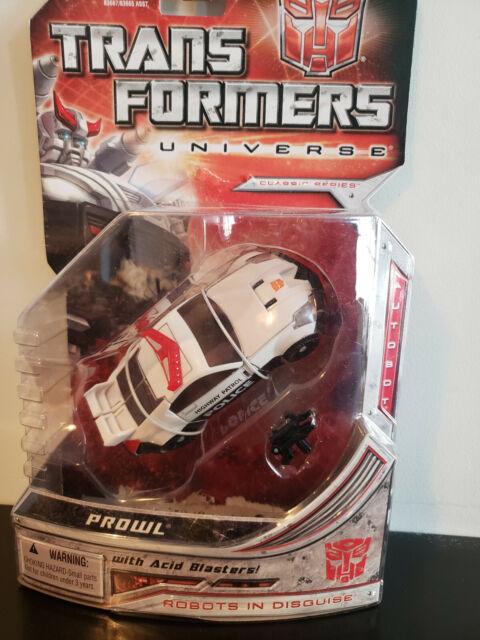 Transformers Universe Prowl figure