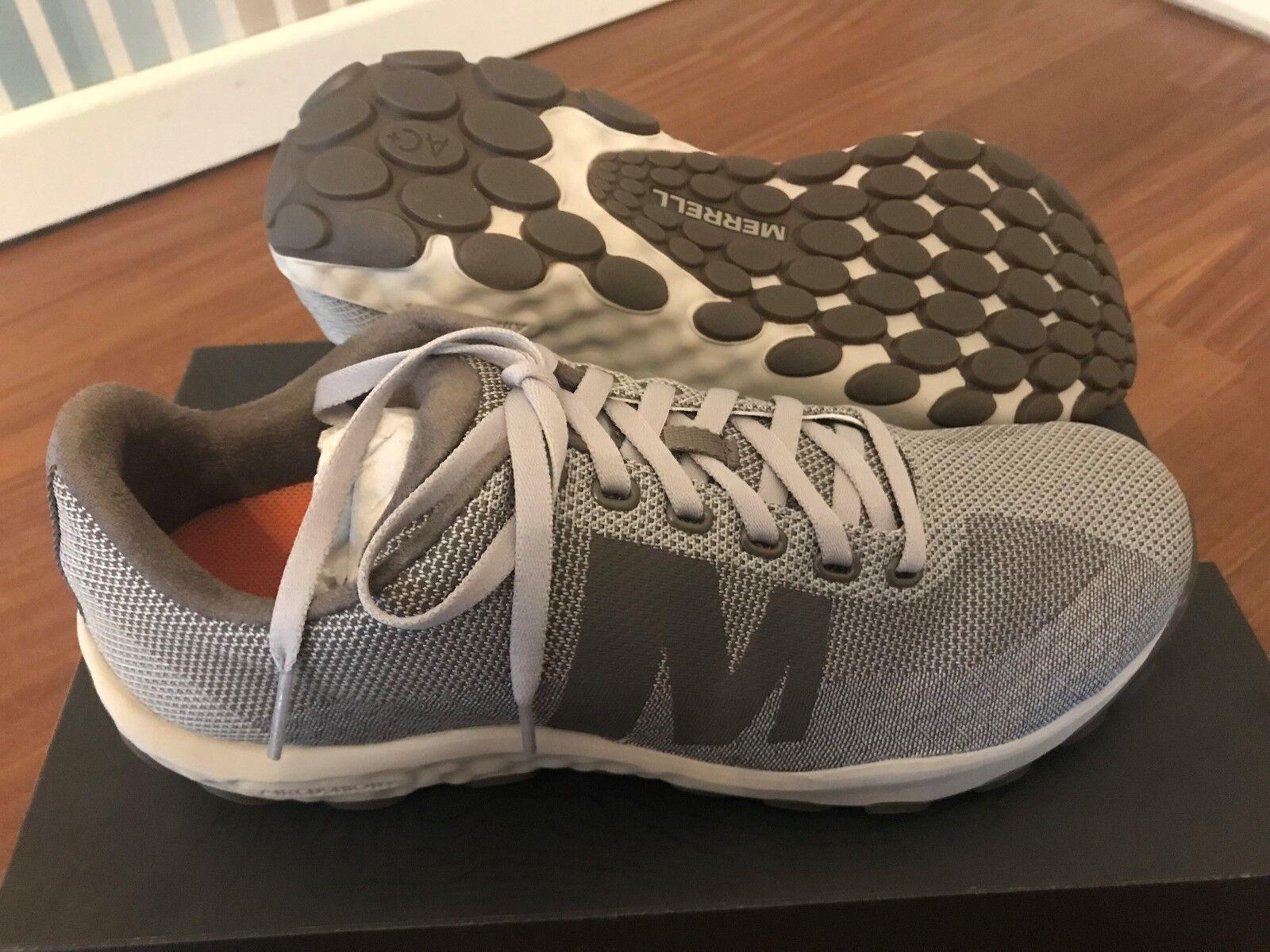 shoes MERRELL SPRINT BLAST JAQ AC+ ALUMINUM - NUOVE - SNEAKER MERRELL
