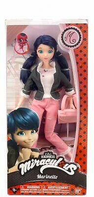 Bandai Miraculous LADYBUG Doll Real Authentic Brand New in Box