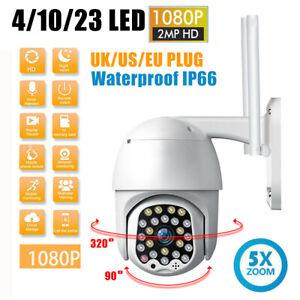 Waterproof-Outdoor-WiFi-PTZ-1080P-HD-Security-Camera-Wireless-IP-CCTV-IR-Cam