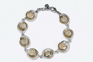 Fashion Jewelry Fashion Jewelry Competent New Jewelry Pearl Pearls Bracelet White Rhodium Plated Handmade By Jenniferlovey Pure White And Translucent