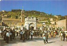 BG14474 nazareth orthodox church of annunciation with mary s well israel