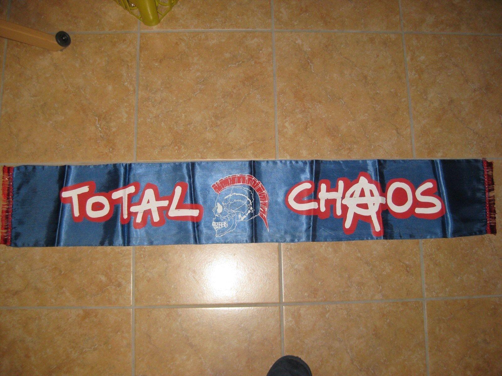 Sciarpa ultras chaos bologna la prima anni 80 no adesivi