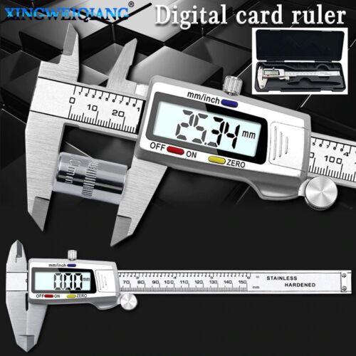 6-Inch 150mm digital calipers Stainless Steel Electronic Digital Vernier Caliper