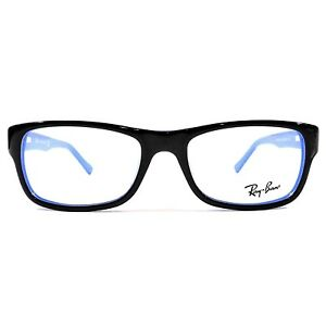 360b7beced4 New Ray Ban Women s Optical Eyeglasses RX Frame RB5268 5179 Black ...