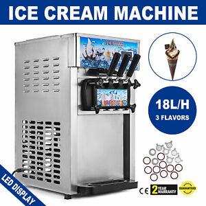 Frozen-Soft-Serve-Ice-Cream-Maker-Machine-Mix-Flavors-3-Head-18L-H-4-75Gal-H