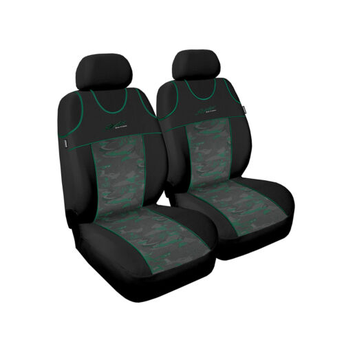 Mercedes A Klasse Universal Grün Front Sitzbezüge Sitzbezug Auto Schonbezüge