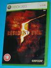 Resident Evil 5 - Microsoft XBOX 360 - PAL