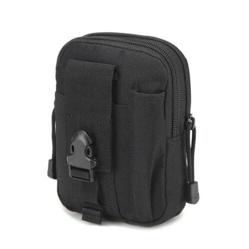 tactical pouch belt waist pack bag military waist fanny pack phone pocket J CL